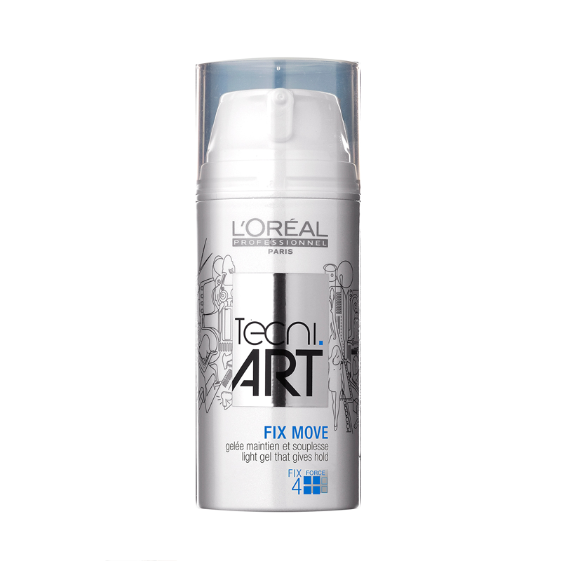 L'OREAL Professionnel Tecni Art Fix Move Gel Force 4 100 ml