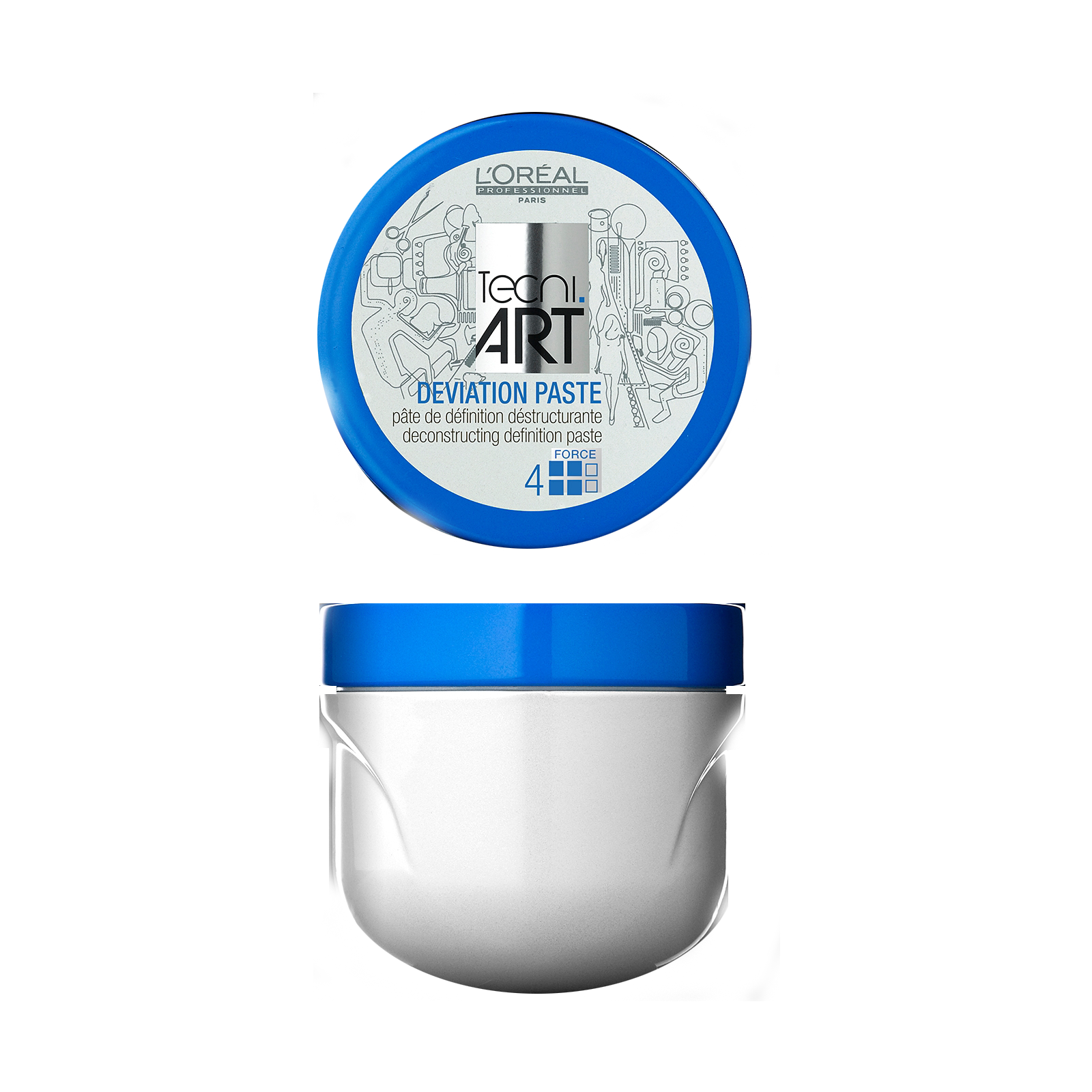 L'ORÉAL Professionnel Tecni Art Deviation Paste D. Definition Paste 100 ml