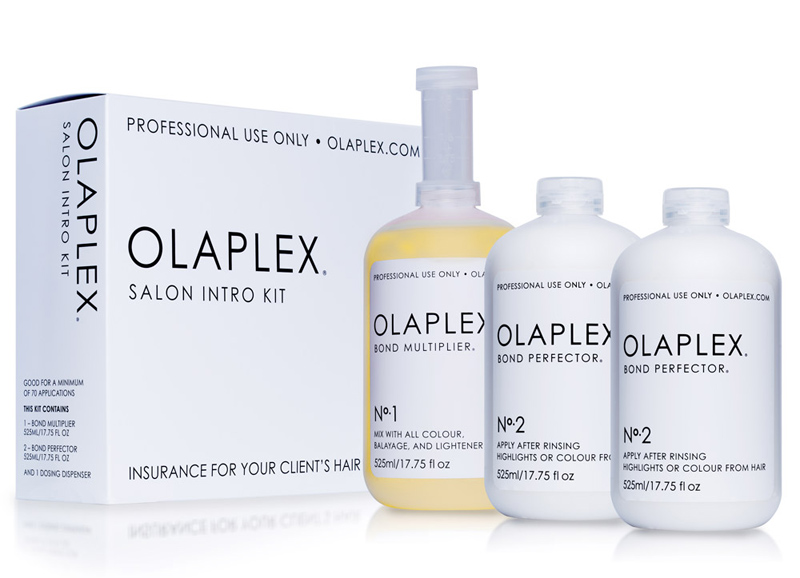 OLAPLEX Traveling Stylist Kit 3 x 100 ml