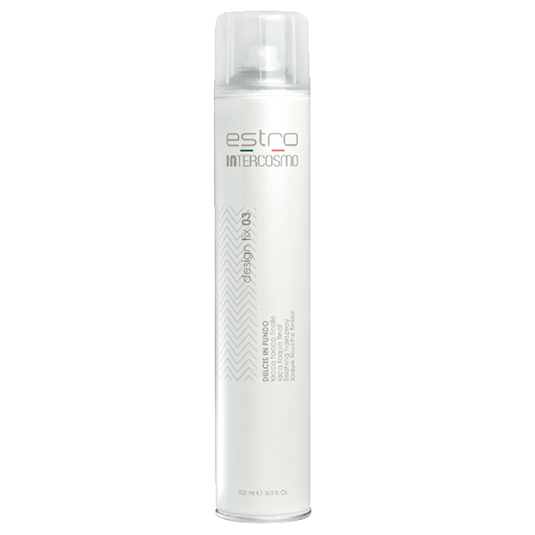 ESTRO Dulcis in Fundo Finishing Hairspray 500 ml