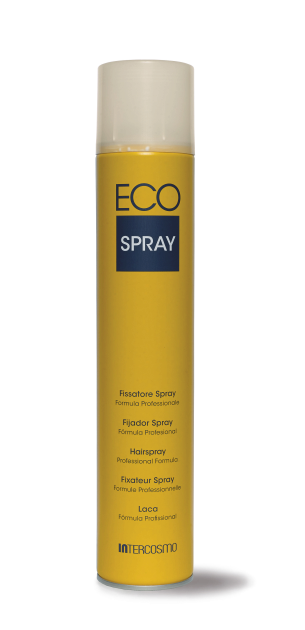 INTERCOSMO ECO SPRAY NO GAS STRONG hajlakk 500 ml