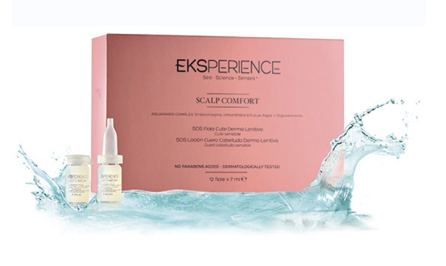 EKSperience Scalp Comfort Lotion 12x7 ml