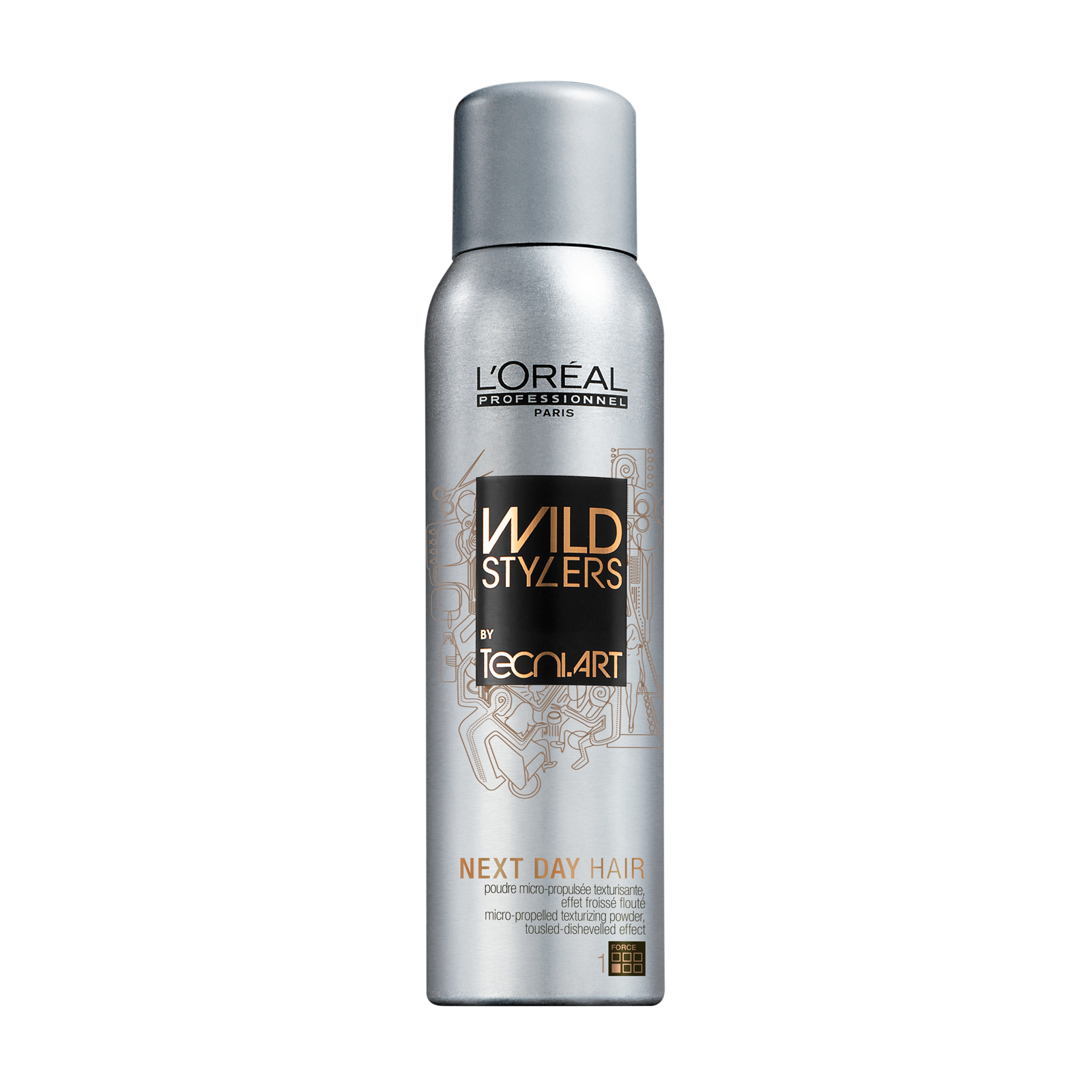 L'Oréal Professionnel Tecni Art Wild Stylers - Next Day Hair 250 ml