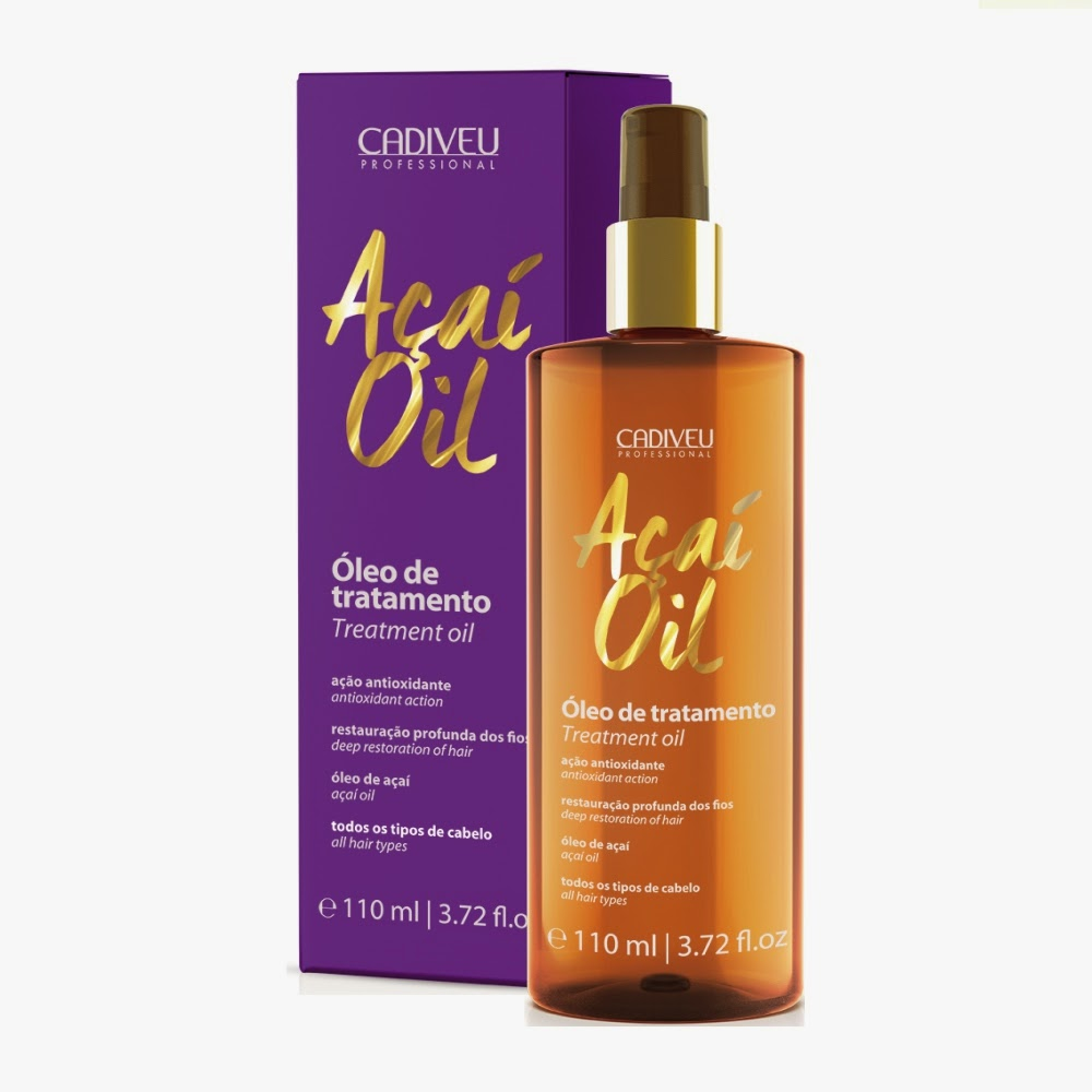 CADIVEU Acai Oil 110 ml
