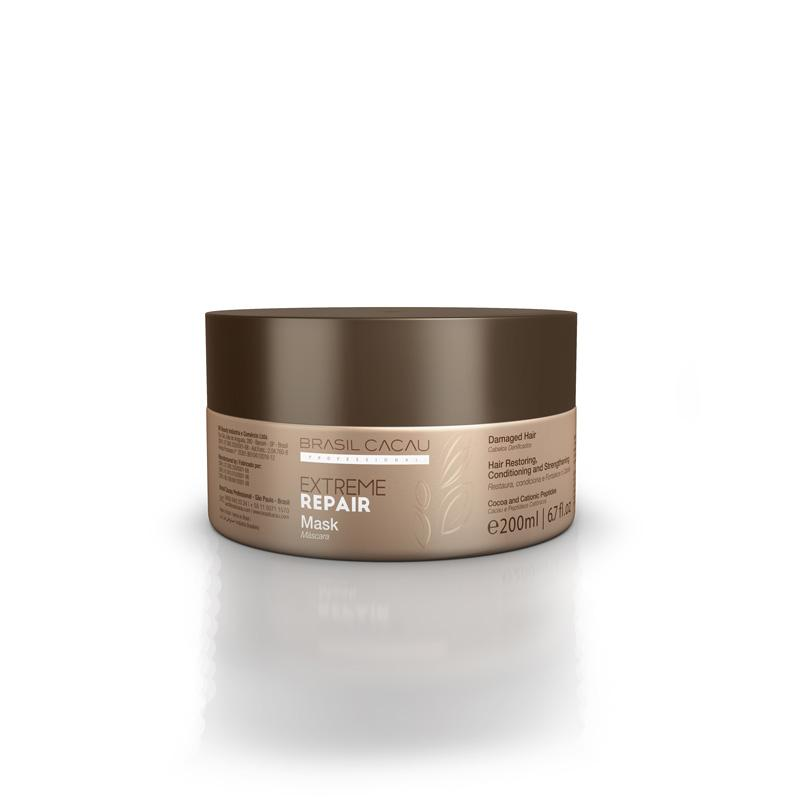 BRASIL CACAU Extreme Repair Mask  200 ml