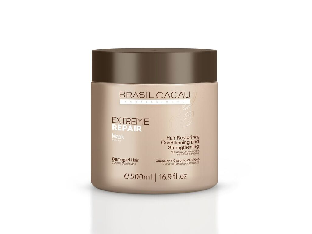 BRASIL CACAU Extreme Repair Mask  500 ml