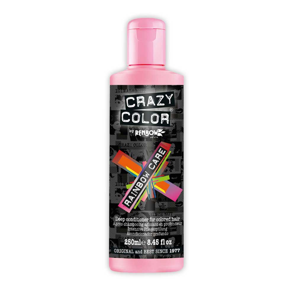CRAZY COLOR Rainbow Care - Deep Conditioner for colored hair 250 ml
