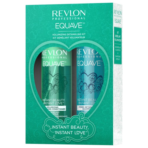 Revlon Equave Instant Beauty Volumizing Duo szett (200 ml + 250 ml)