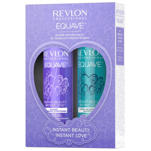 Revlon Equave Instant Beauty Blonde Duo szett (200 ml + 250 ml)