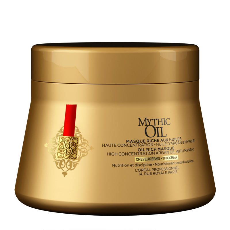 L'ORÉAL Mythic Oil - Rich Oil Mask 200 ml