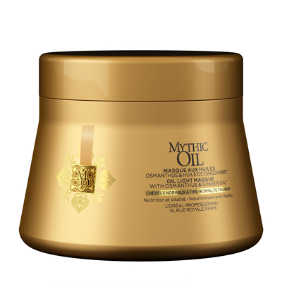 L'ORÉAL Mythic Oil - Oil Light Mask 200 ml