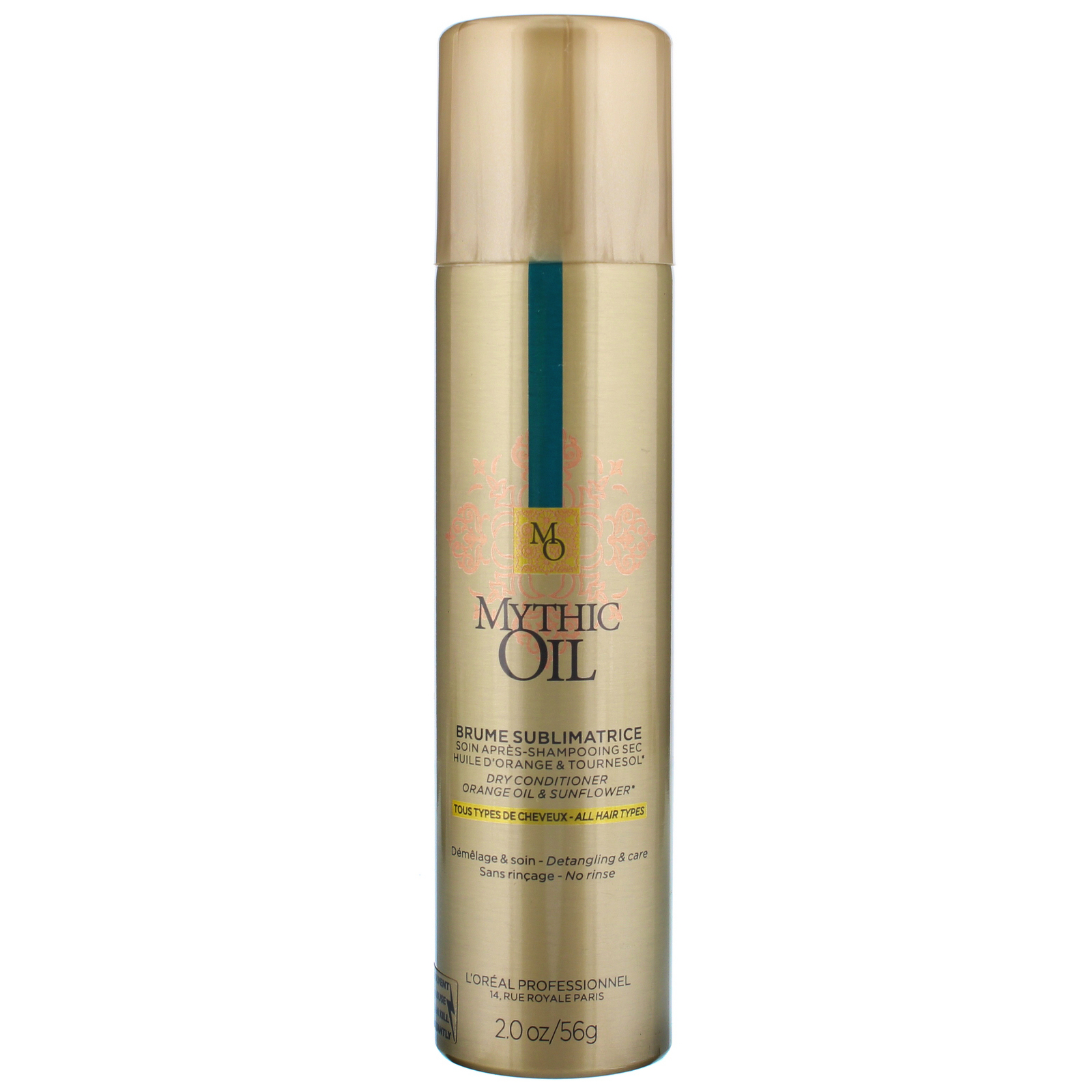 L'ORÉAL Mythic Oil Brume Sublimatrice Spray - All Hair Types 90 ml