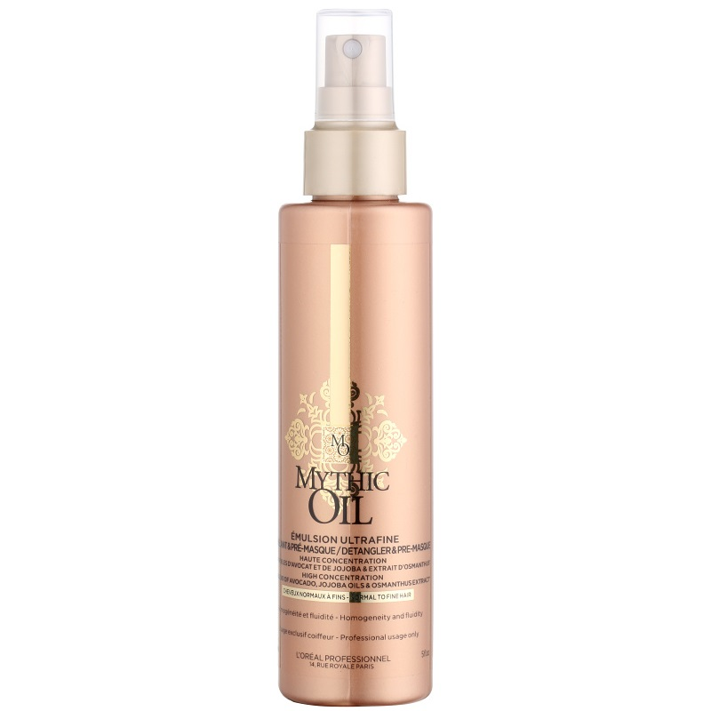 L'ORÉAL Mythic Oil - Emulsion Ultrafine - Detangler & Pre Masque 150 ml