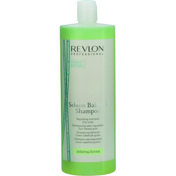 Interactives Sebum Balance Shampoo 1250 ml