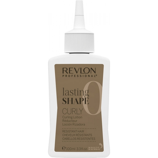 "REVLON Lasting Shape Curly  Resistant Hair ""0"" 100 ml"