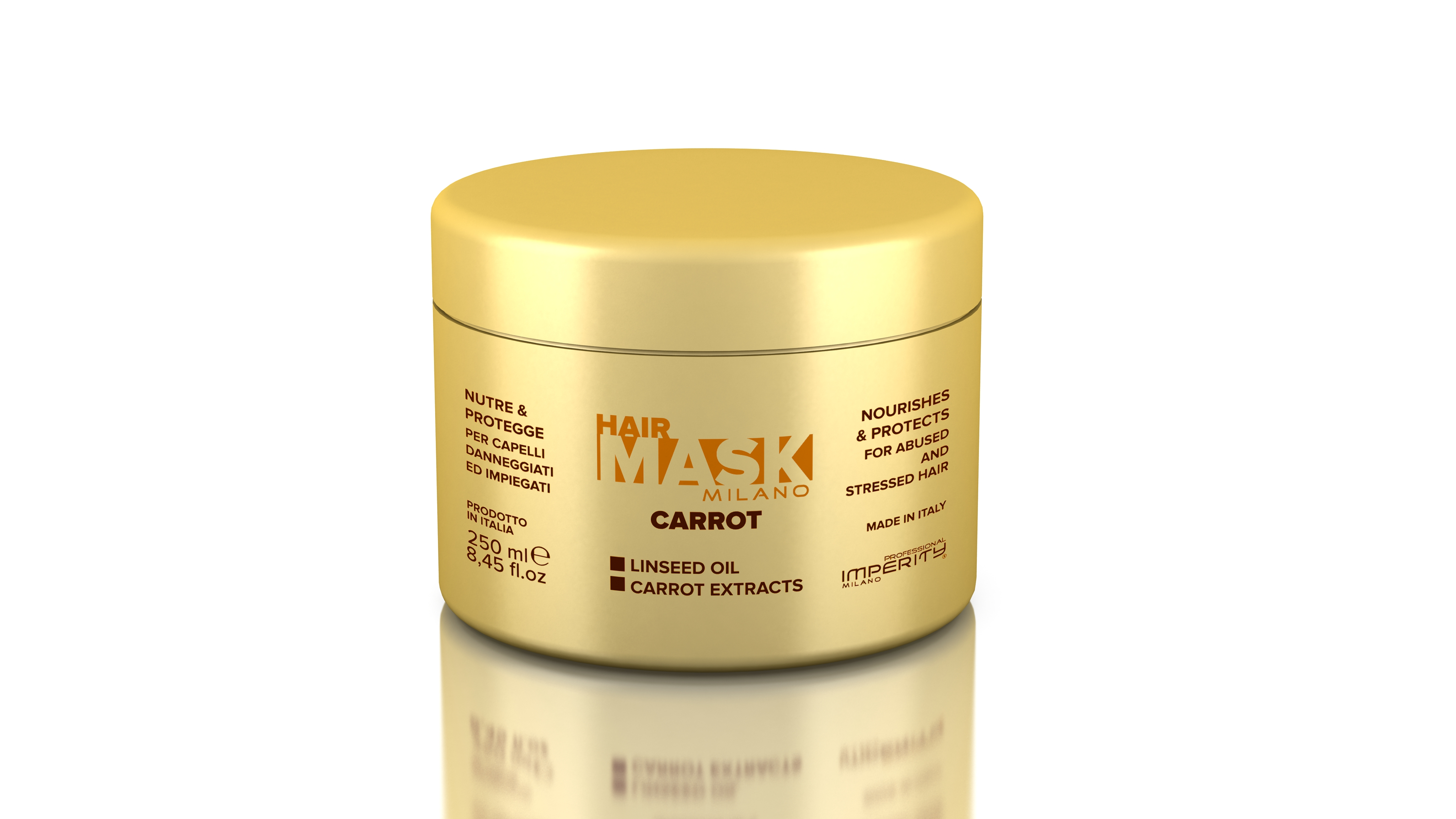 IMPERITY Milano Hair Mask Carrot 250 ml
