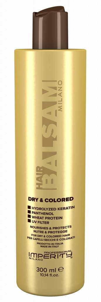 IMPERITY Milano Dry & Colored Hair Balsam 300 ml