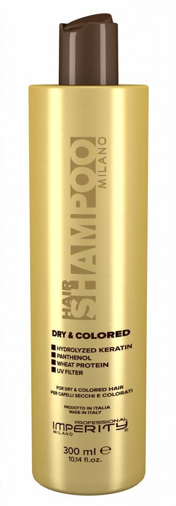 IMPERITY Milano Dry & Colored Hair Shampoo 300 ml