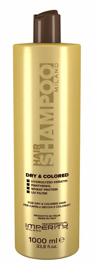 IMPERITY Milano Dry & Colored Hair Shampoo 1000 ml