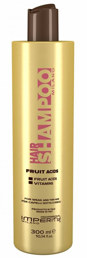 IMPERITY Milano Fruit Acids Hair Shampoo 300 ml