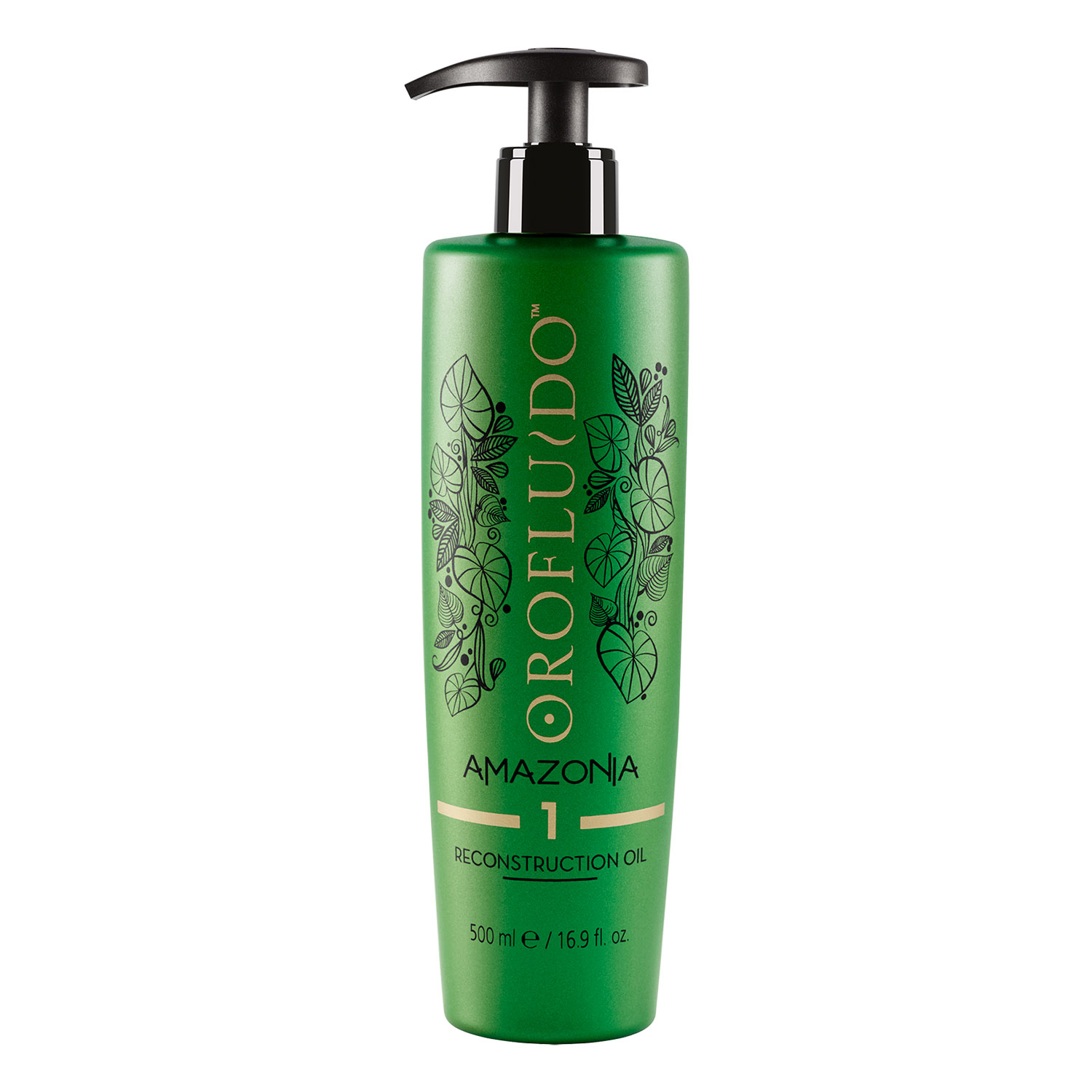 OROFLUIDO Amazonia 1 Reconstruction Oil 500 ml