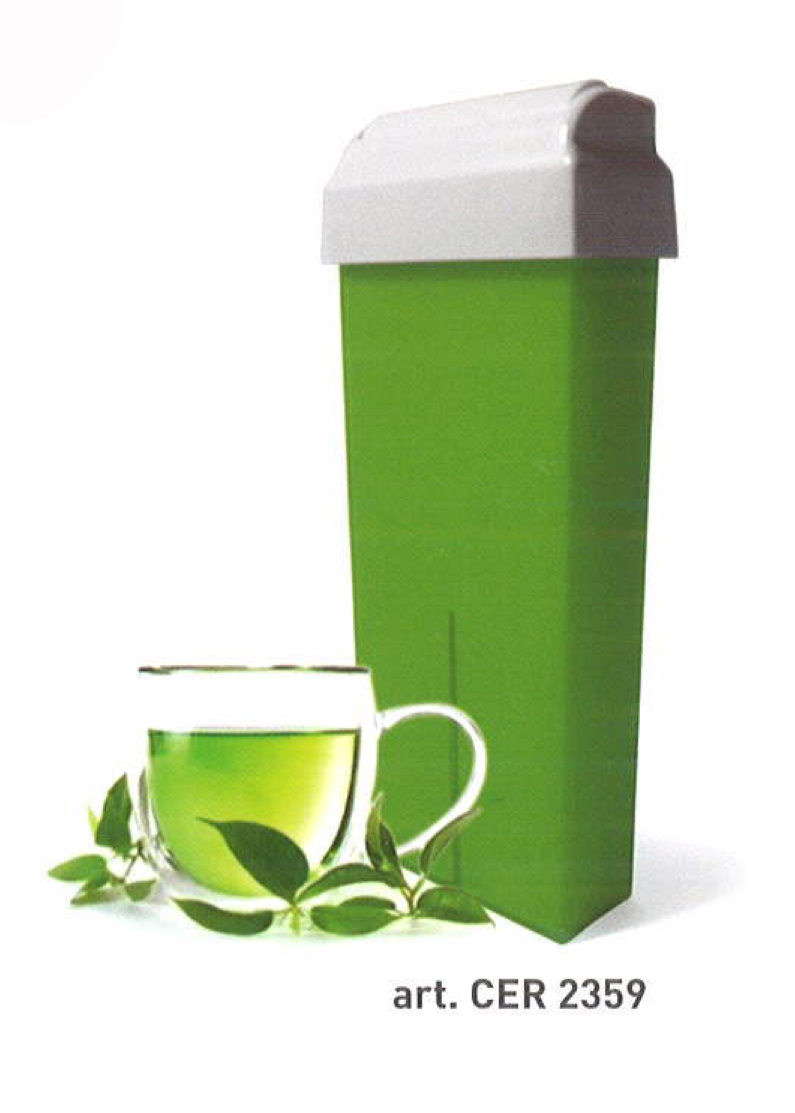 ZÖLD TEA Gyantapatron 100ml 2359