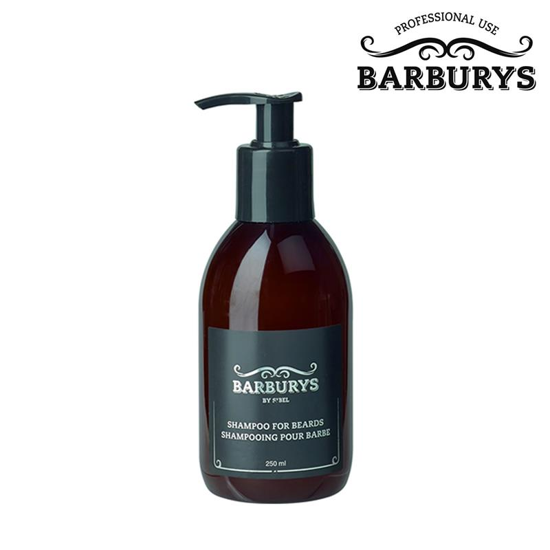 BARBURYS Shampoo for Beards 250 ml