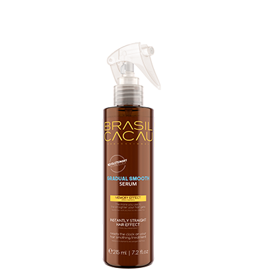 Brasil Cacau Gradual Smooth Serum - Memory Effect 215 ml