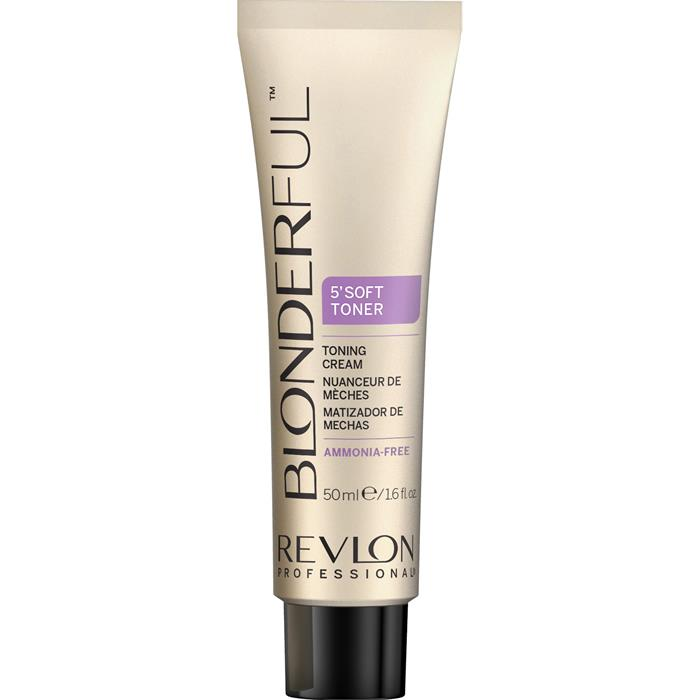 Revlon Blonderful '5 Soft Toning Cream 9.01 50 ml
