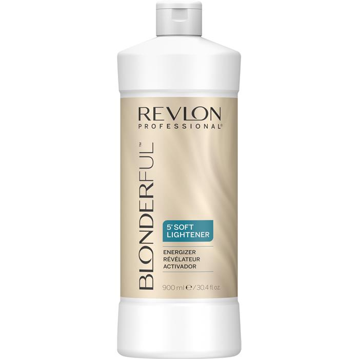 Revlon Blonderful '5 Soft Lightener Energizer 900 ml