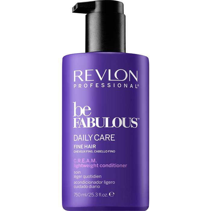 REVLON Be Fabulous C.R.E.A.M. Lightweight Conditioner 750 ml