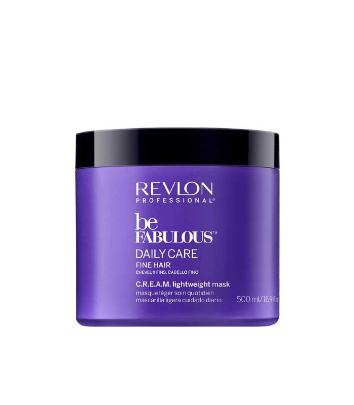 REVLON Be Fabulous C.R.E.A.M. Lightweight Mask 500 ml