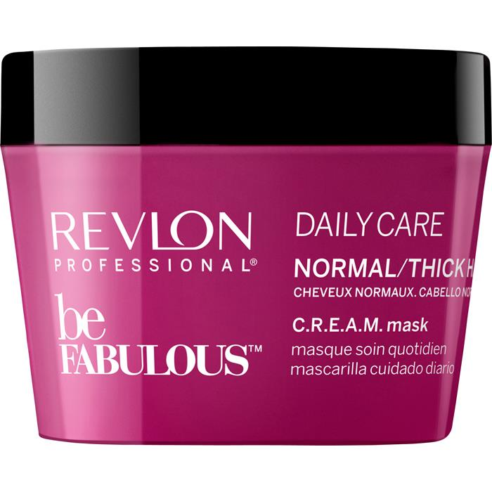 REVLON Be Fabulous C.R.E.A.M. Daly Care Mask 200 ml