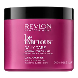 REVLON Be Fabulous C.R.E.A.M. Daly Care Mask 500 ml