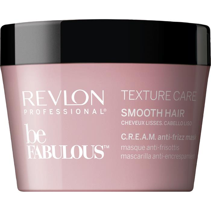 REVLON Be Fabulous C.R.E.A.M. Anti-Frizz Mask 200 ml