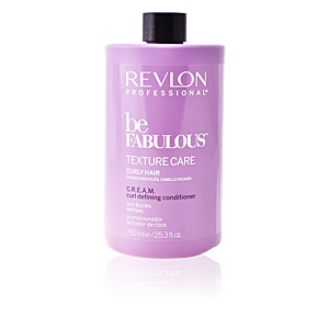 REVLON Be Fabulous C.R.E.A.M. Texture Care Conditioner 750 ml