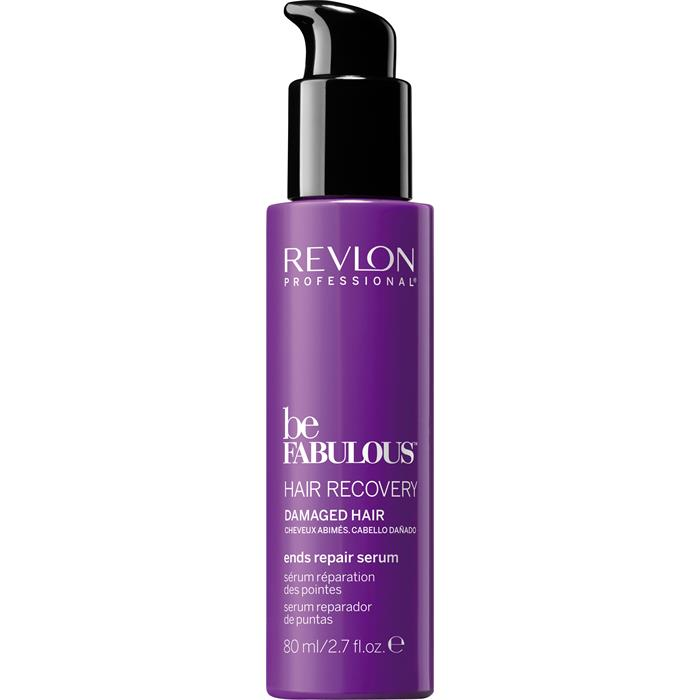 REVLON Be Fabulous C.R.E.A.M. Hair Recovery Ends Repair Serum 80 ml