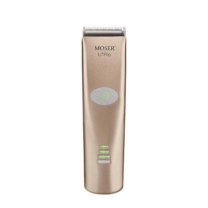 MOSER Li+Pro vezetékes vezeték nélküli hajvágógép (Rose Gold - Limited  Edition) empty 7734506a30