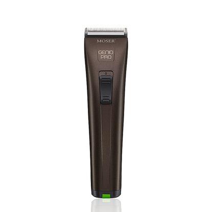 MOSER Genio Pro hajvágógép cserélhető akkumulátorral + Ajándék bőrönd empty f732c1d215