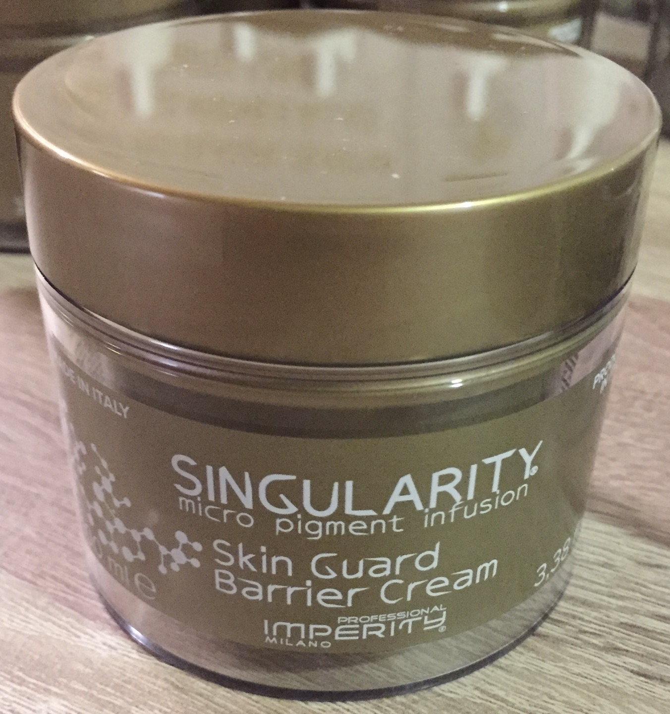 IMPERITY Singularity Bőrvédő Krém 100ml IP