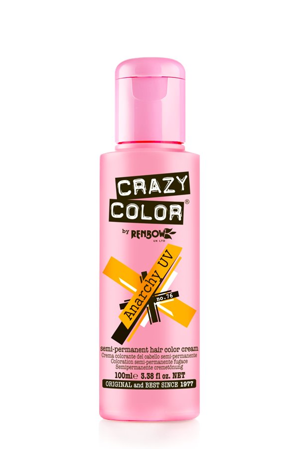 Crazy Color Anarchy UV no. 76 100 ml