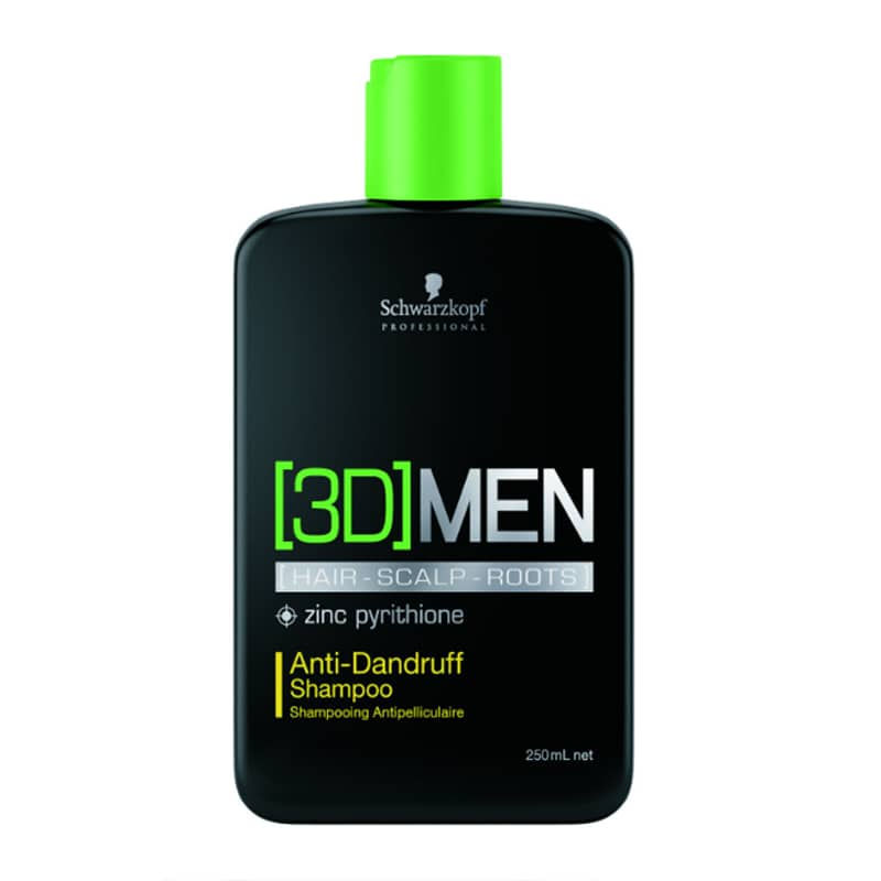 Schwarzkopf Professional [3D]MEN Anti-Dandruff Shampoo 250 ml