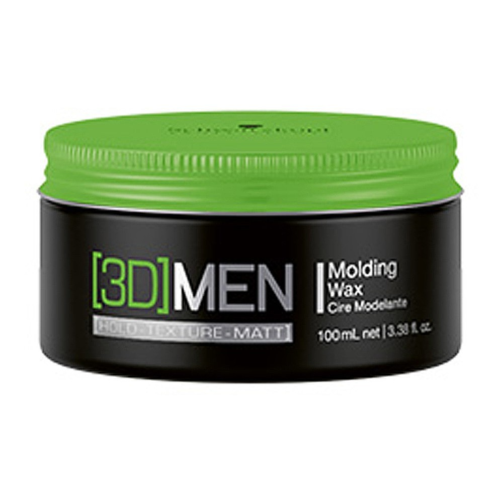 Schwarzkopf Professional [3D]MEN Molding Wax 100 ml