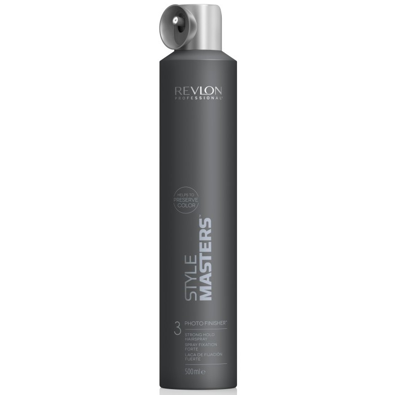 Revlon Professional Style Masters Photo Finisher 3 Hairspray 500 ml