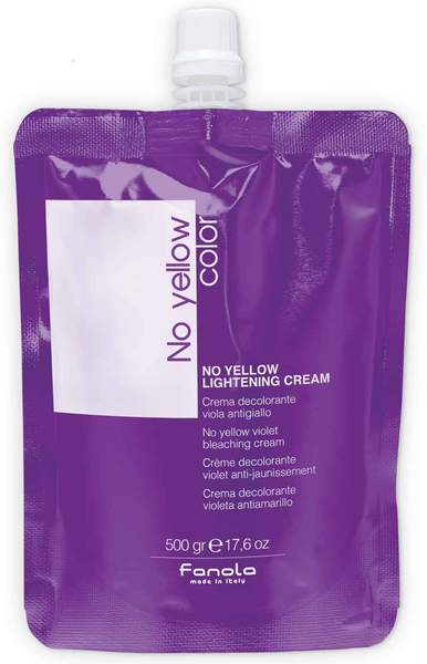 FANOLA No Yellow Lightening Cream 500 g