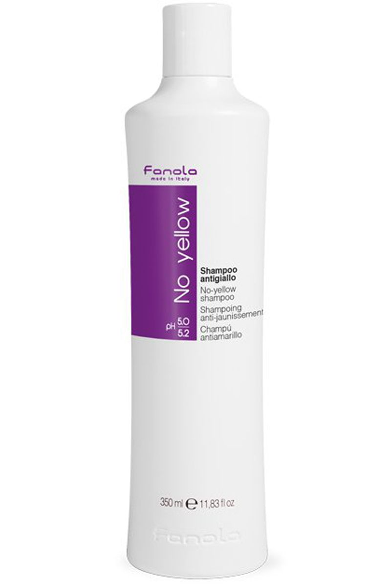 FANOLA No Yellow Shampoo 100 ml