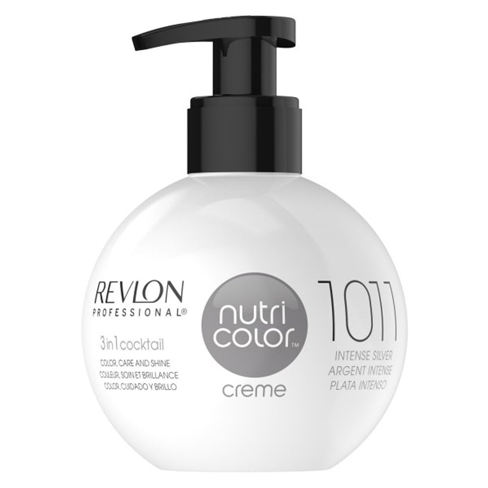 Nutri Color Creme 1011 Intense Silver 270 ml