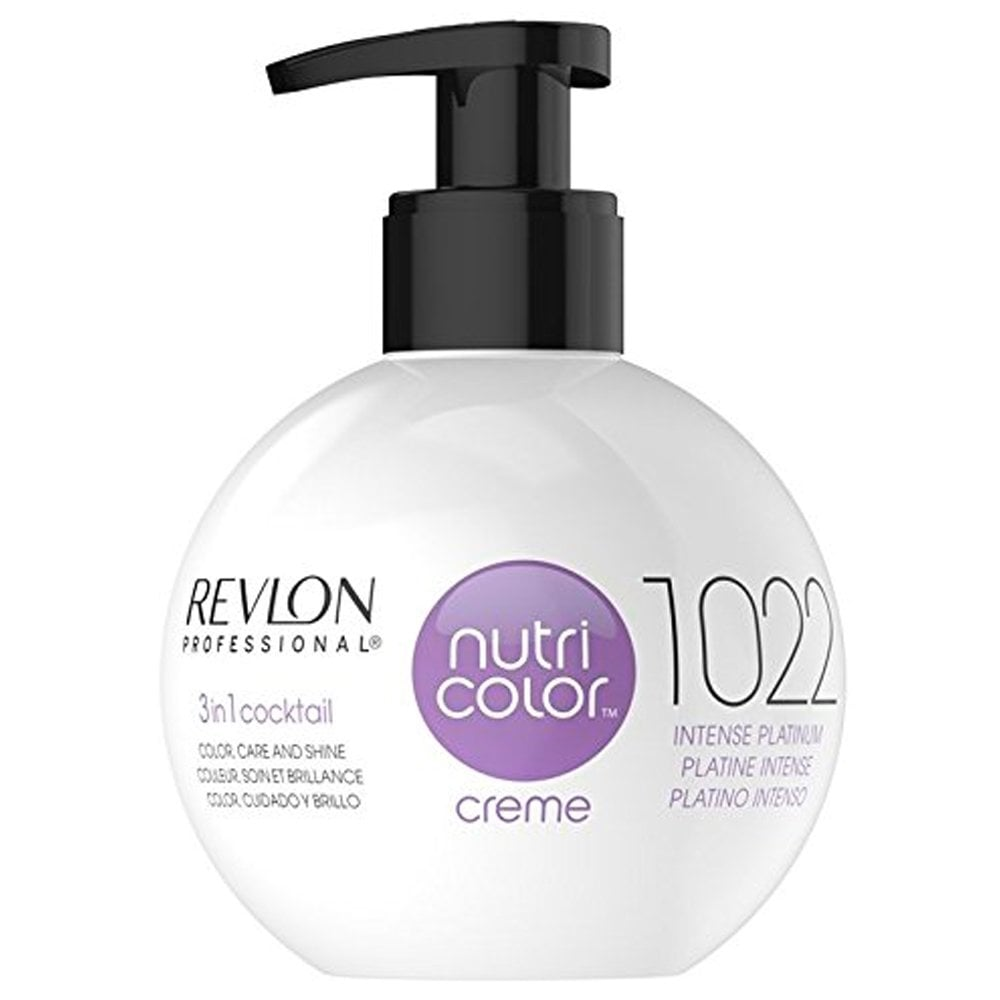 Nutri Color Creme 1022 Intense Platinum 270 ml