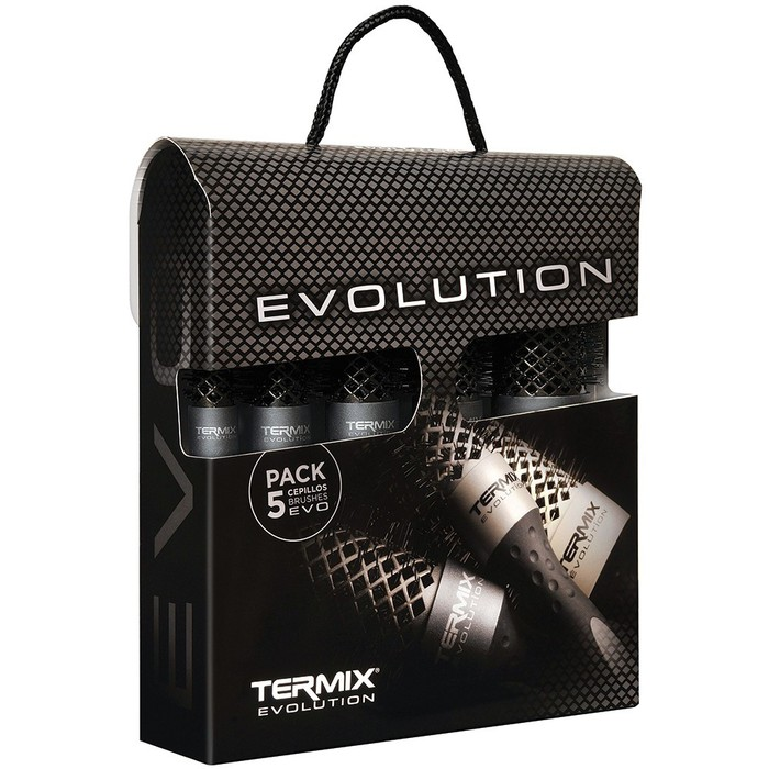 TERMIX Profesional Evolution Basic körkefe szett (5 db)