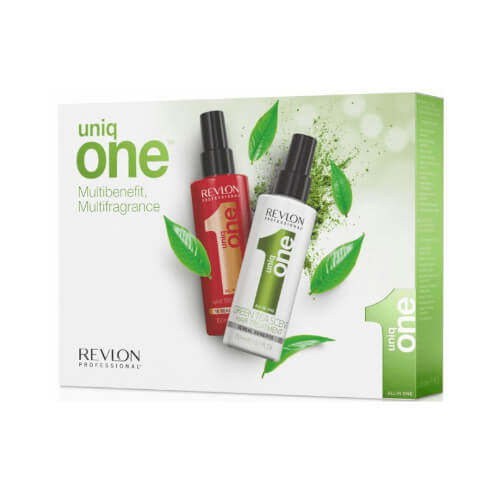 UNIQ ONE SZETT (Uniq One 150 ml + Uniq One Green Tea 150 ml)